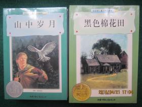 纽伯瑞儿童文学金牌奖(5本)/银牌奖(5本)共10本合售