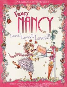Fancy Nancy Loves!Loves!!Loves!!!