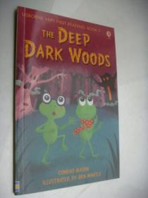 (USBORNE very first reading:Book 7)  THE DEEP DARK WOODS