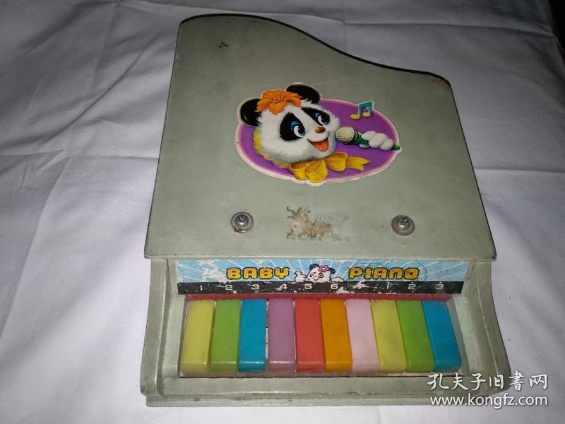 钢琴(早期儿童钢琴玩具)可以使用