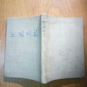 韩文原版 算卦书