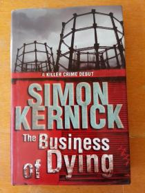 Simon kernick:The business of dying