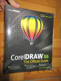 CorelDRAW X The Official Guide      (外文原版)   見圖