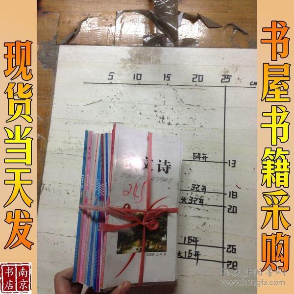 散文诗 2009  1-12