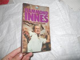 HAMMOND INNES THE STRANGE LAND