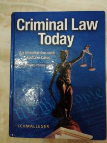 criminal law today
