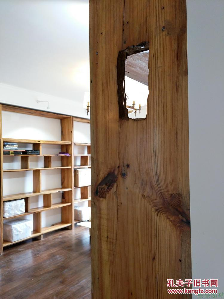 旧木料装修图片