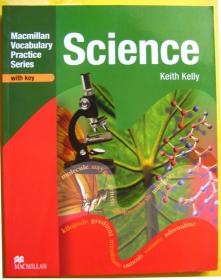 Science macmillan vocabulary practice series Keith Kelly 正版