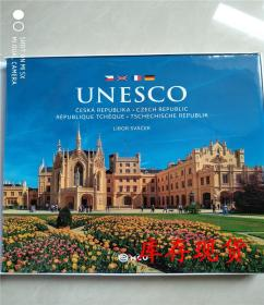 UNESCO ČESKÁ REPUBLIKA/联合国教科文组织捷克共和国画册(捷克文)