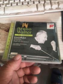 DVORAK SYMPHONIES NOS 8 9 WALTER德沃夏克交响曲NOS 8 9沃尔特   光盘