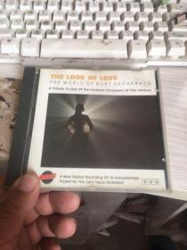 THE LOOK OF LOVE THE WORLD OF BURT BACHARACH 光盘