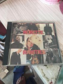 POXETTE RARITIES 光盘