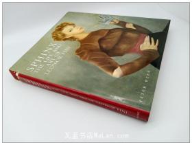 费尼:超现实艺术绘画 Sphinx: The Life and Art of Leonor Fini 英文原版艺术