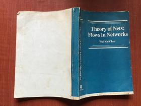 theory of nets :flows in networks
