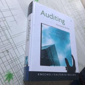 Auditing: Assurance and Risk 审计:保证与风险