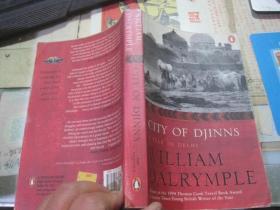 WILLIAM DALRYMPLE : City of Djinns A YEAR IN DELHI