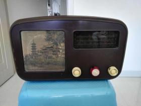 红星504-3型收音机