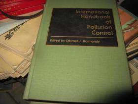 INTERNATIONAL  HANBDOOK  OF  POLLUTION  CONTROL