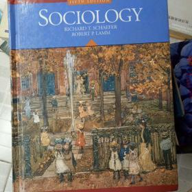sociology 第五版