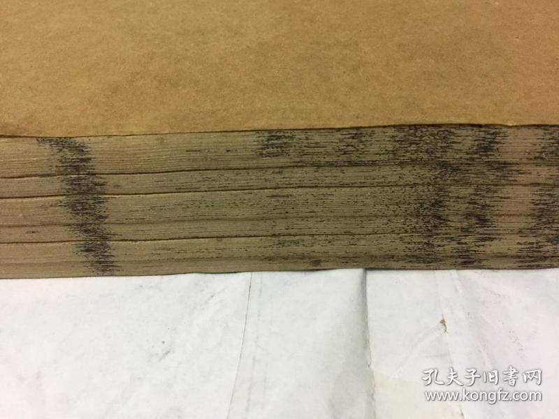 清代 木刻 温病条辩 六卷 六本 一套全 为福州名人 陈宗藩 旧藏