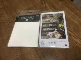 envelopes 信封 (11.11cm x 14.6cm, 12张 )【良伴精选文具】