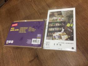 plain guide cards  15.2x10.2cm  25 张  【良伴精选文具】