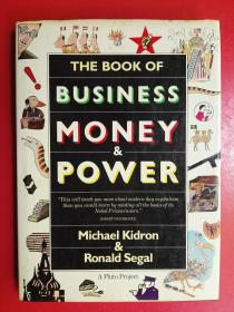 THE BOOK OF BUSINESS MONEY & POWER