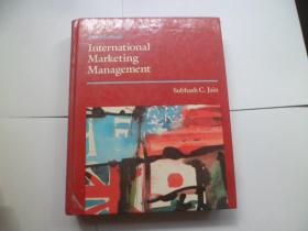 lnternational marketing management【精装】