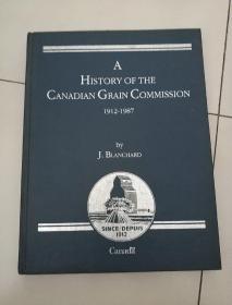 加拿大谷物委员会的历史。外文版