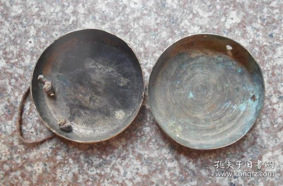 铜钵2个...有冲