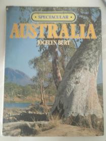 SPECTACULAR AUSTRALIA JOCELYN BURT