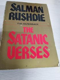 The Satanic Verses 【英文原版,品相佳】