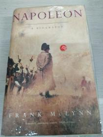 Napoleon: A Biography 《拿破仑传》 【英文原版,插图丰富】