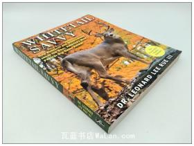 美洲白尾鹿 Whitetail Savvy: New Research and Observations about the Deer, America's Most Popular Big-Game Animal