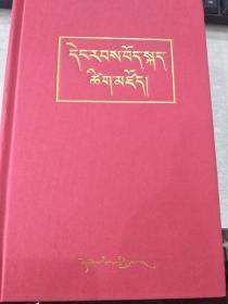 现代藏语词典(藏文)