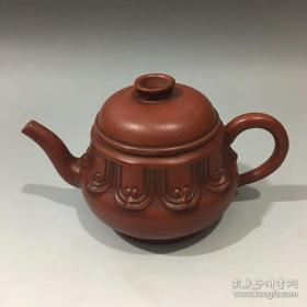 蒋蓉款梵莲紫砂壶