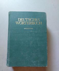 Deutsches Wörterbuch【德语辞典、 修订版】