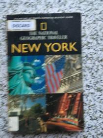 the National Geographic traveler new york
