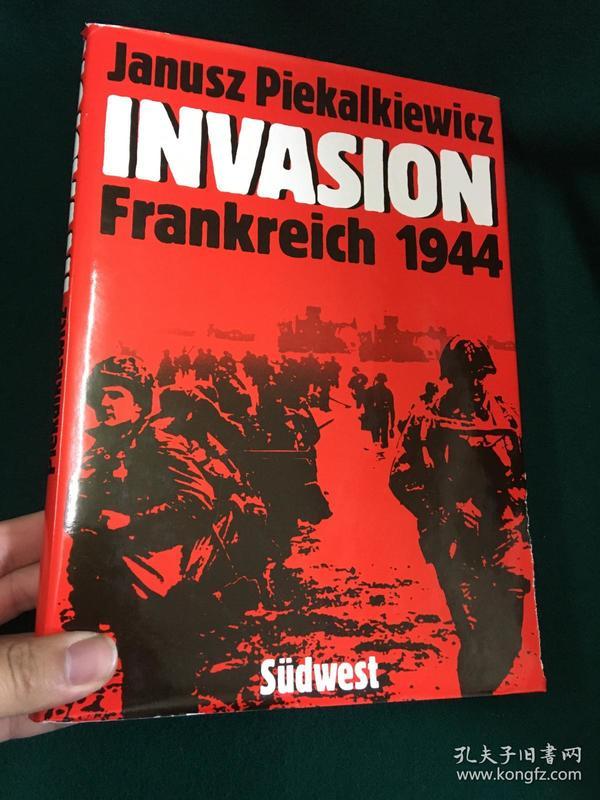 Invasion:Frankreich 1944【入侵:1944年的法国】