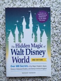 the hidden magic of Walt Disney world 2nd edition
