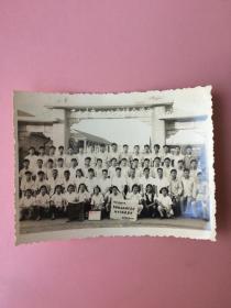 照片,名校,江苏省常熟中学,1960年,2张,大跃进色彩