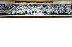 1995年北京律师代表大会合影