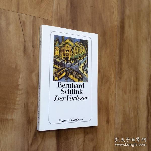 正版 der vorleser 朗读者德语原版 本哈德施林克 德文 小说 电影原著