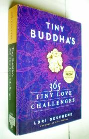 *Tiny Buddhas 365 Tiny Love Challenges (平装原版外文书)