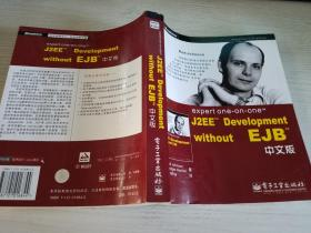 expert one-on-one J2EE Development without EJB 中文版【实拍图片】