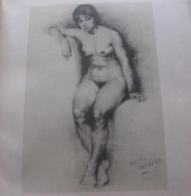 【正版,实物拍摄人体】《人体美——人体素描180幅精品》 大量人体艺术裸体素描图片,如图,丰乳肥臀、胸狠靓丽,绝版稀缺【人体艺术人体摄影人体彩绘大全专卖店】