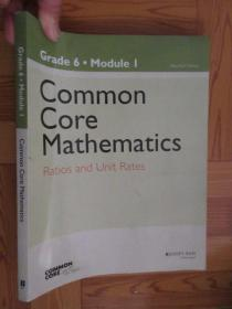 Common Core Mathematics: New York Editio..       (详见图)   16开