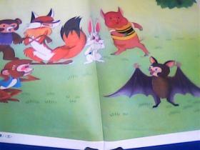 教学挂图――为什么蝙蝠只在夜里出来(l一4两张全) 2开