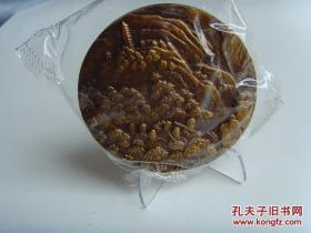 仅发行1000枚的《抗日战争胜利六十周年大铜章》,2005年上海造币厂