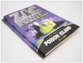 Zac Power #1:Poison Island   (Scale Out) 监狱岛